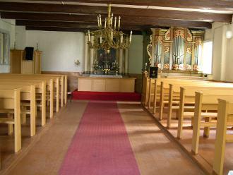 kirik seest